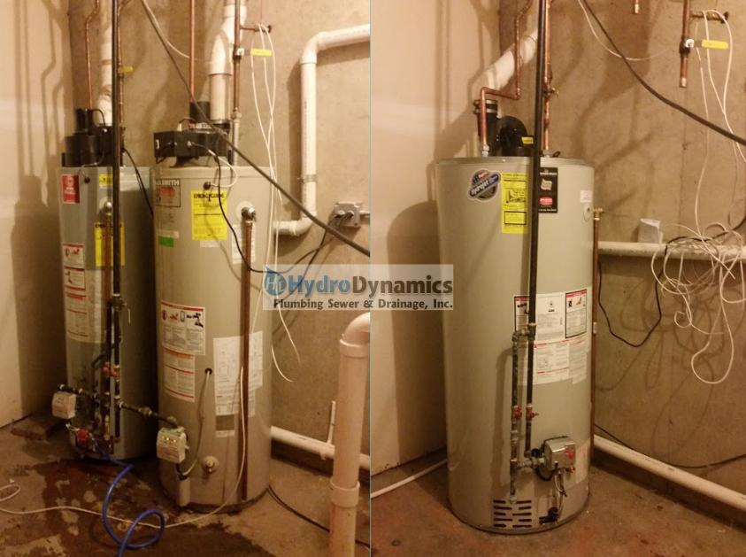 NILES WATER HEATER